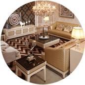 酒店别墅家具|别墅家具|美式别墅家具