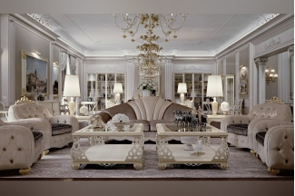 现代轻奢家具