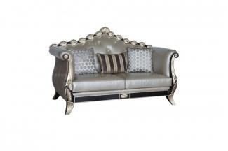 高端别墅法式雕花沙发