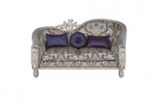 高端别墅法式二位沙发