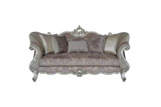 高端时尚法式雕花沙发
