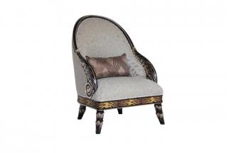 高端别墅法式休闲椅