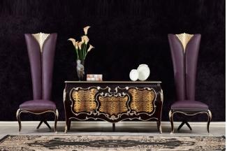 天一美家家具——完美演绎法式别墅家具的浪漫情怀!