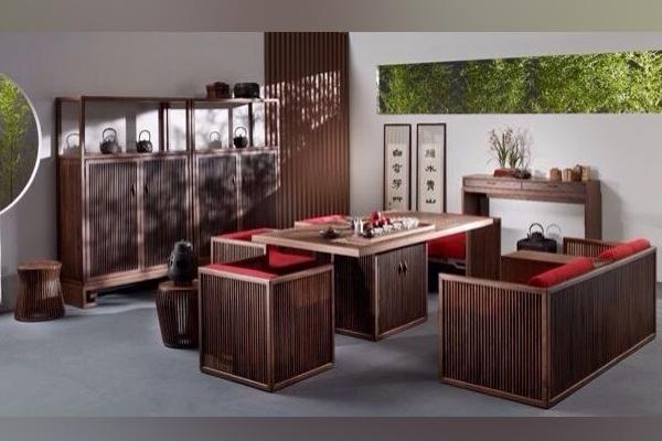 高端品牌东南亚实木圆凳