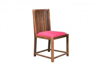 高端东南亚实木书椅