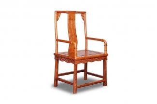 高端中式家具实木书椅