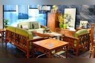 别墅实木沙发客厅家具该怎么选购?高清实木沙发图片大好欣赏!