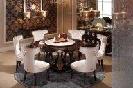 好球首创的鳄鱼纹饰面,倾诉着典雅性感的后现代家具。