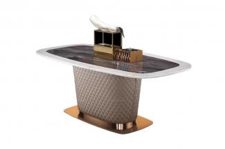 高端后现代餐桌88bf必发娱乐酒店家具