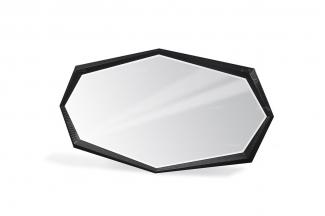 高端88bf必发娱乐后现代黑色边框镜子