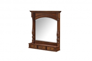 高端家具美式妆镜