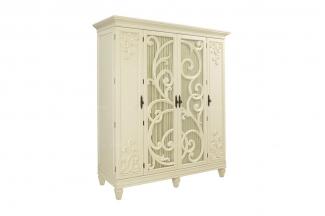 实木家具美式衣柜