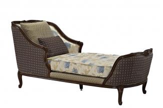 高端整体家居十大品牌美式躺椅贵妃床