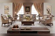 别墅客厅万博手机网页沙发的摆放风水上要注意哪些问题?