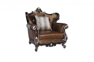 高端酒店万博手机网页品牌奢华新古典单位布艺沙发