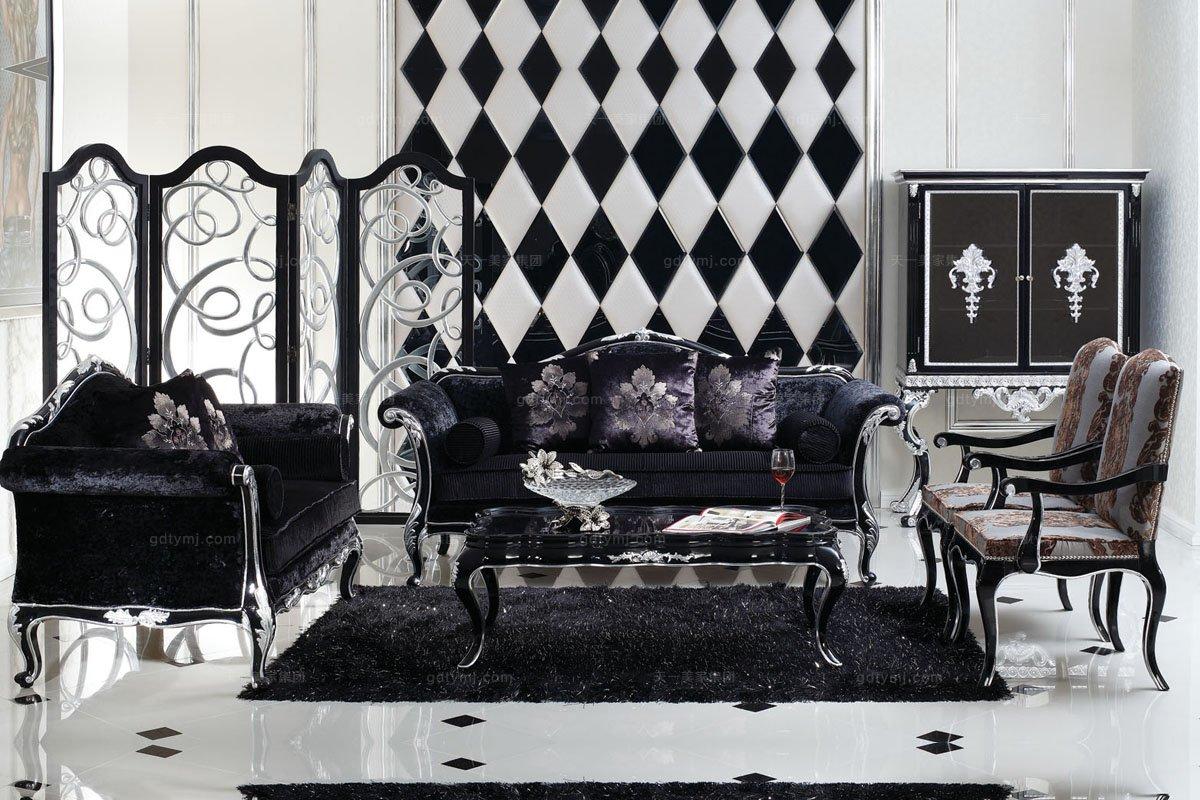 高端欧式家具品牌奢华新古典沙发