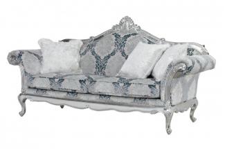 高端品牌家具奢华新古典三人位沙发别墅家具多少钱?