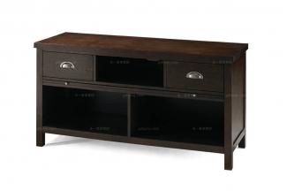 高端美式家具实木装饰柜