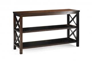 高端美式家具实木沙发背几