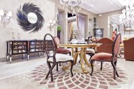 从简到繁的简约新古典家具,从局部到整体,姿态唯美的天一美家新古典家具。