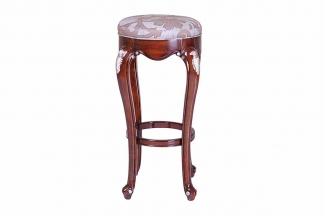 高端实木家具美式吧凳
