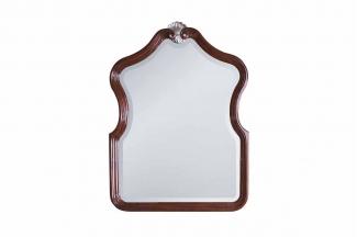 实木家具美式妆镜