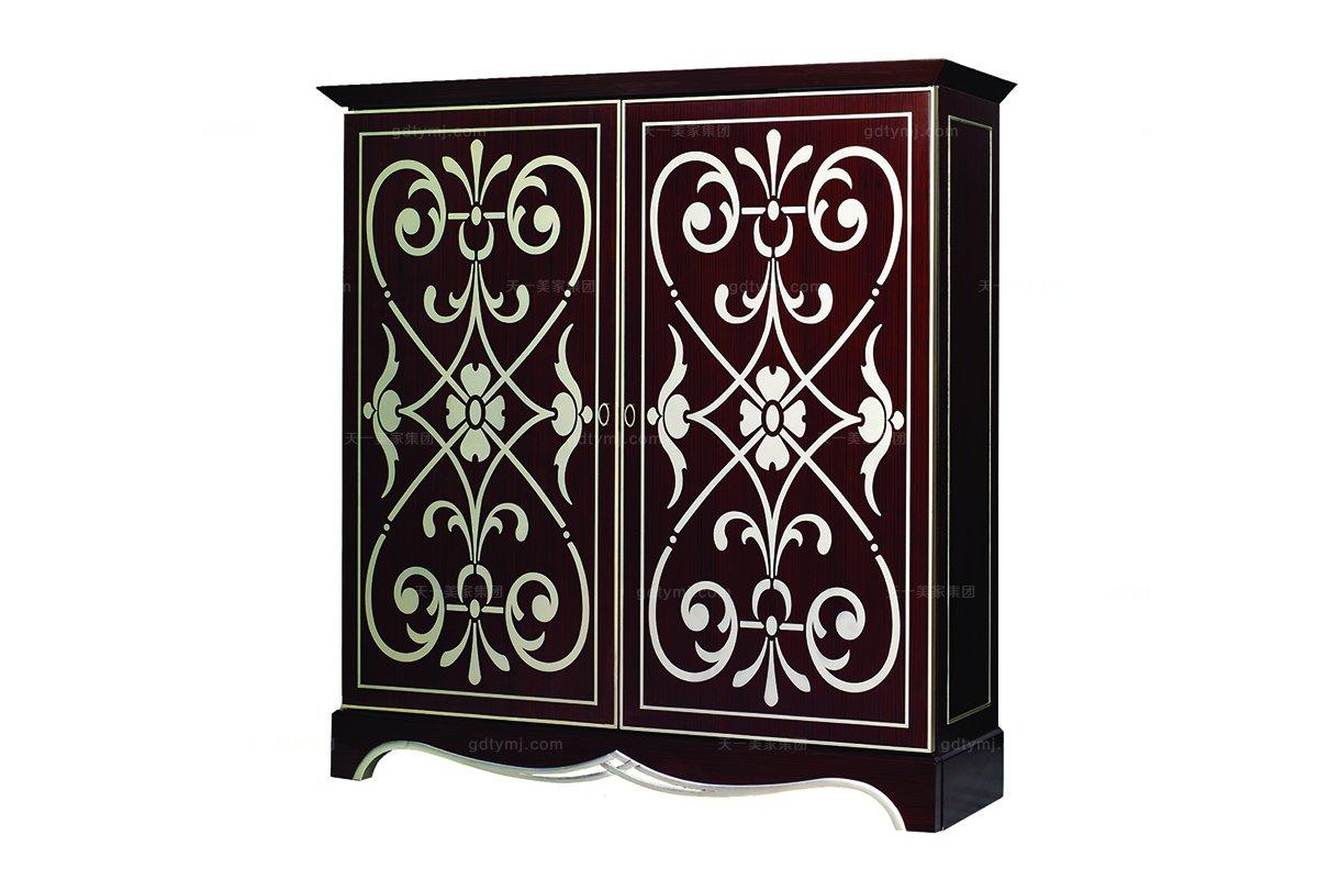 高端大气的家具实木衣柜