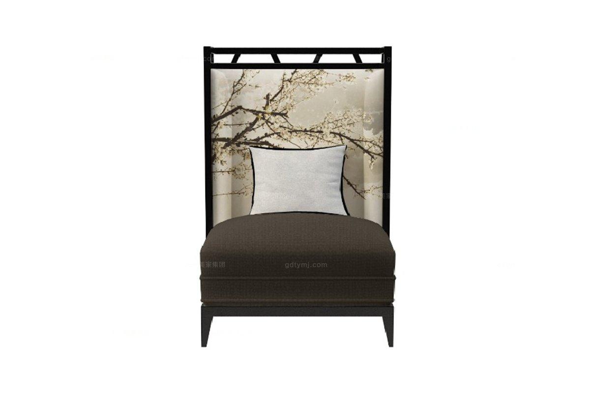 高档家具 新中式家具  风格:新中式家具 品牌:ty-bp 尺寸:w720 d795 h