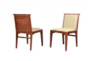 高端东南亚实木餐椅