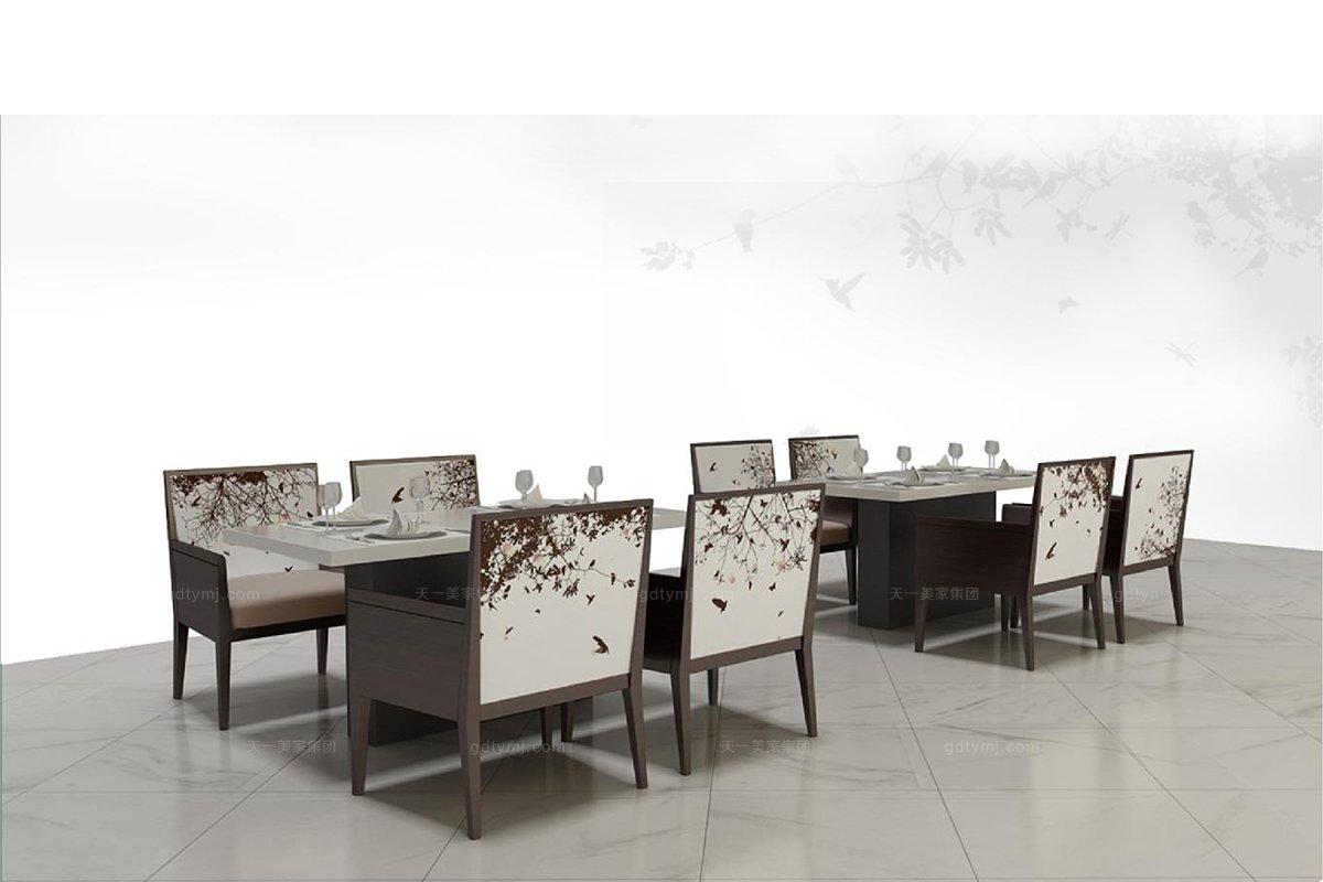 高端新中式现代花鸟单人椅