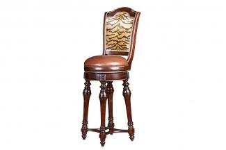 高端家具美式吧椅