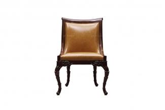 高端家具真皮妆椅