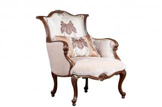 美式别墅家具休闲椅