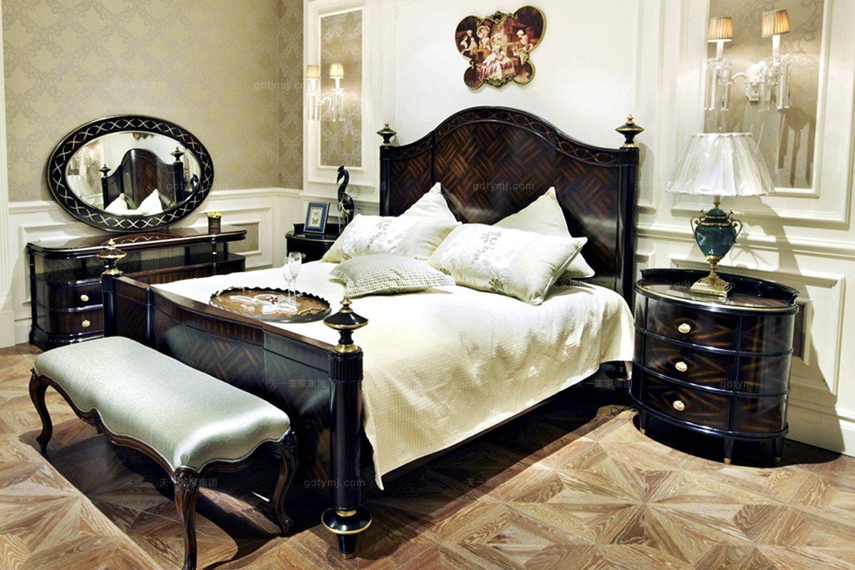 高端欧式家具雕花贝壳妆镜