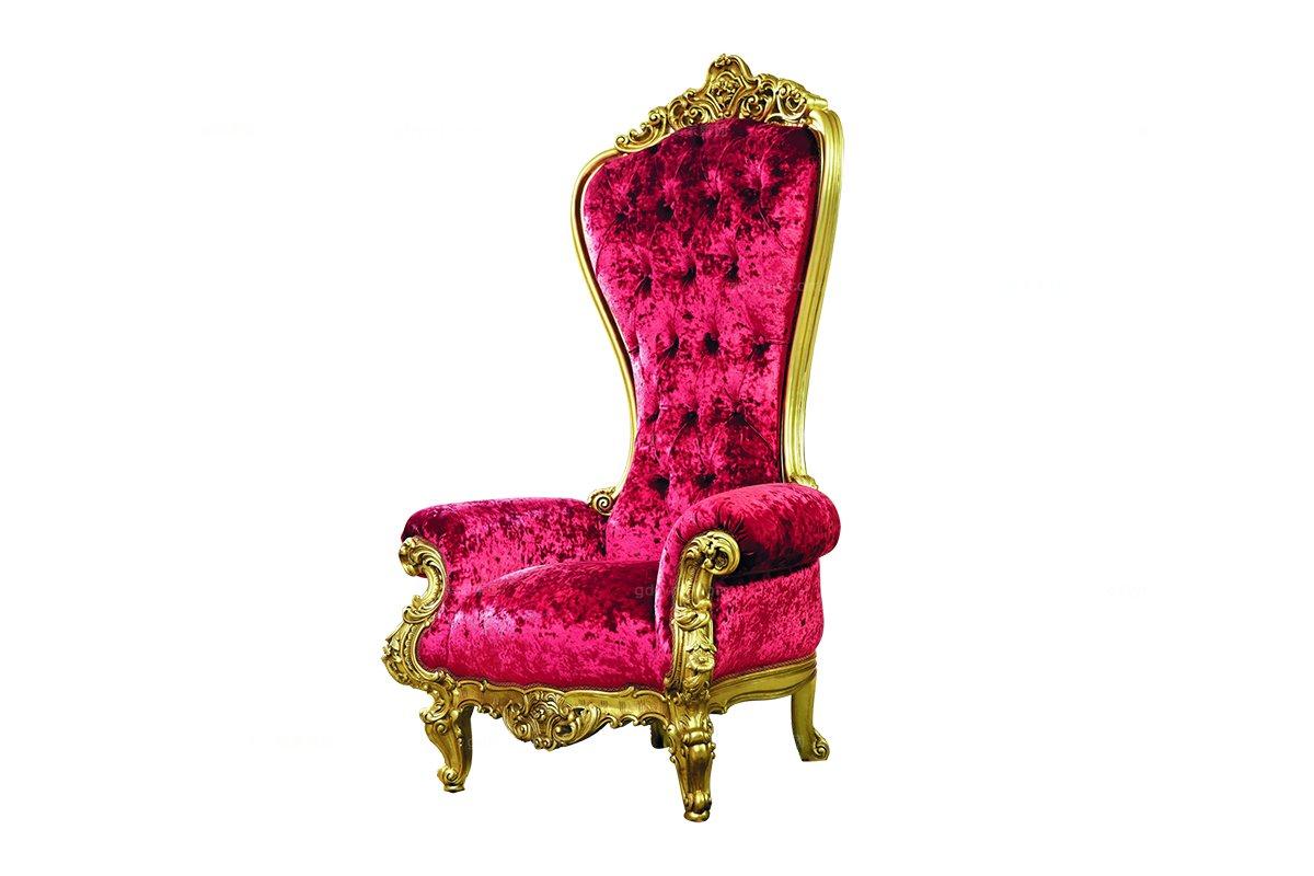 高端欧式休闲椅