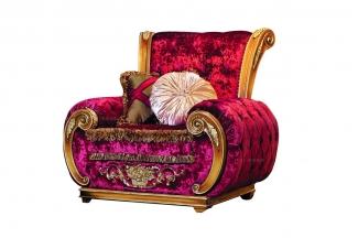 高端别墅家具欧式单位沙发