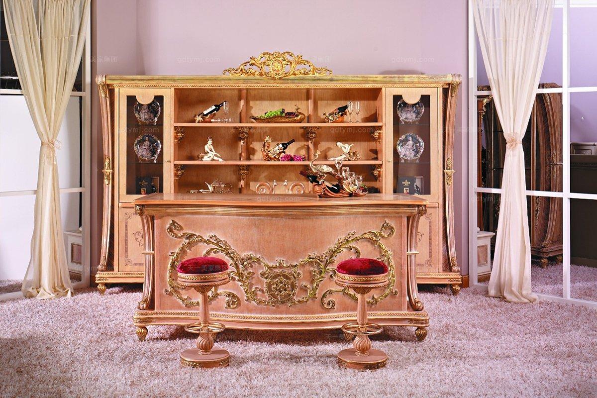 高端家具吧柜