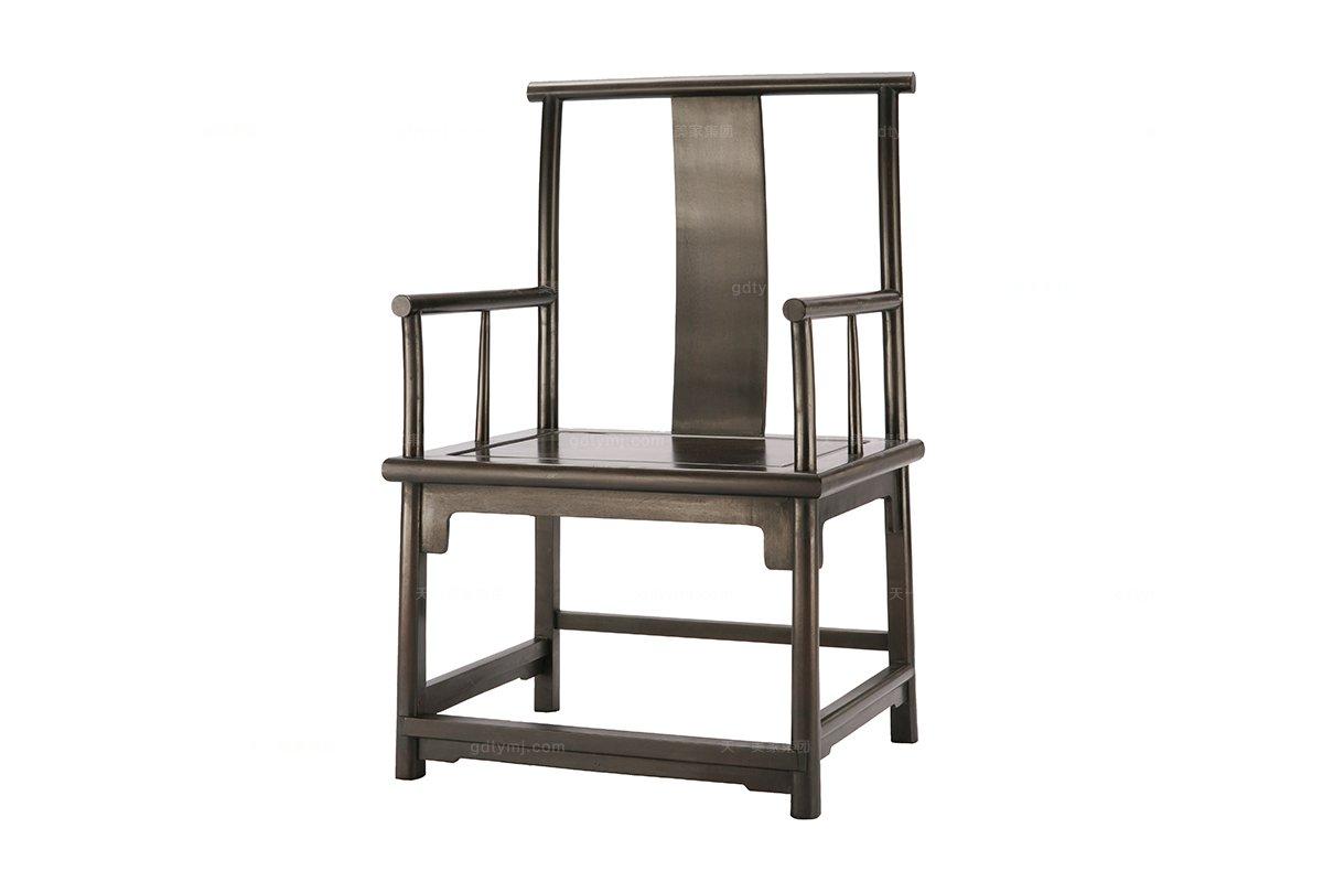 实木家具红木官赗椅