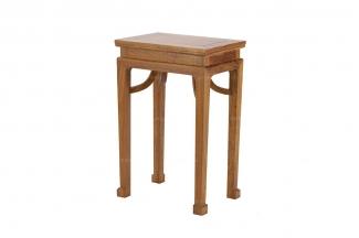 高端实木家具红木长方香几
