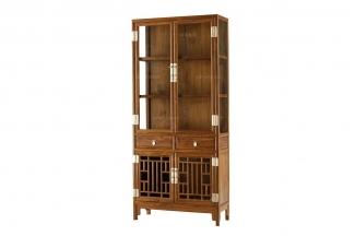 高端实木家具品牌红木书柜