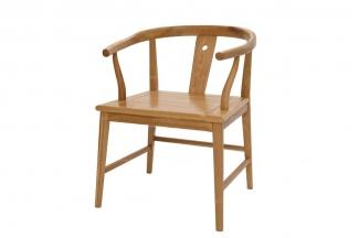 别墅会所实木家具红木餐椅
