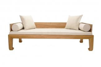 高端红木家具品牌红木罗汉床