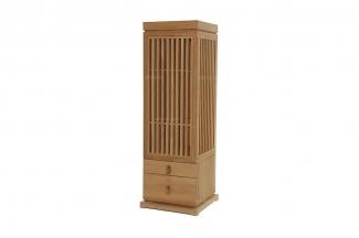高端中式家具品牌红木花架