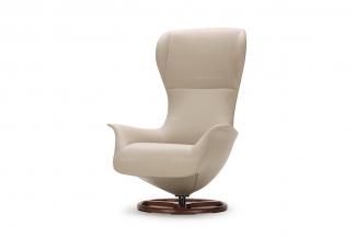 高端样板房的万博手机网页时尚现代造型白色书椅