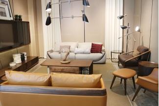别墅客厅家具_卧室实木家具_客厅家具效果图