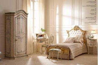 Andrea Fanfani高端时尚法式小孩子床