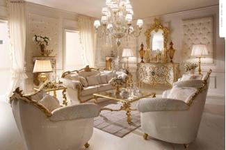 Andrea Fanfani金色客厅