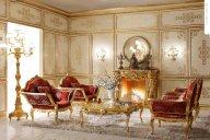 延续古意大利和佛罗伦萨木工艺的纯手工意大利家具落户广东天一美家。