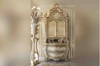别墅家具Andrea Fanfani 高端法式雕刻装饰柜