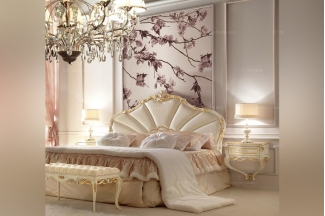 SIGNORINI&COCO新古典米白色卧室系列